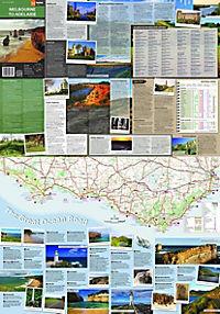 Straßenkarte Melbourne to Adelaide - Produktdetailbild 1