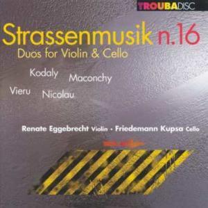 Strassenmusik 16, Renate Eggebrecht