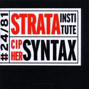 Strata Institute, Strata Institute