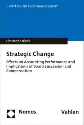 Strategic Change, Christoph Klink