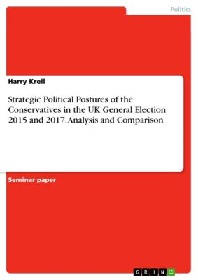 Strategic Political Postures of the Conservatives in the UK General Election 2015 and 2017. Analysis and Comparison, Harry Kreil