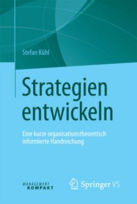 Strategien entwickeln, Stefan Kühl