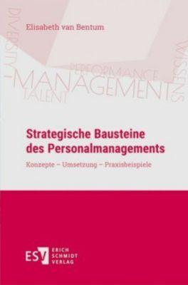Strategische Bausteine des Personalmanagements, Elisabeth van Bentum