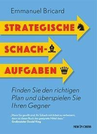 Strategische Schachaufgaben - Vincent Bricard |