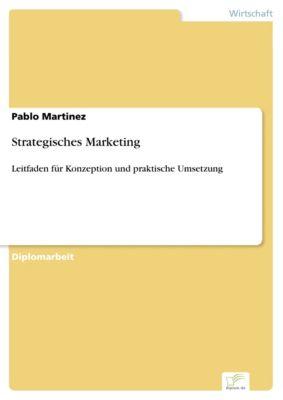 Strategisches Marketing, Pablo Martinez