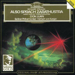 Strauss, R.: Also sprach Zarathustra, Don Juan, Thomas Brandis, Herbert von Karajan, Bp