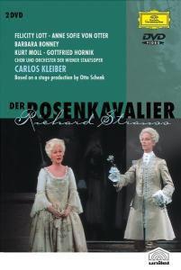 Strauss, R.: Der Rosenkavalier, Moll, Otter, Lott, Bonney, Zednik, Kleiber, Wp