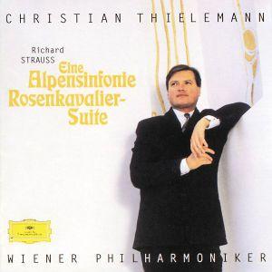 Strauss, R.: Eine Alpensinfonie, Rosenkavalier-Suite, Christian Thielemann, Wp