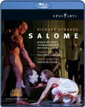 Strauss, Richard - Salome, Jordan, Michael, Schuster