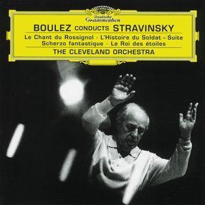 Stravinsky: Le Chant du Rossignol, L'Histoire du Soldat Suite, Pierre Boulez, Co