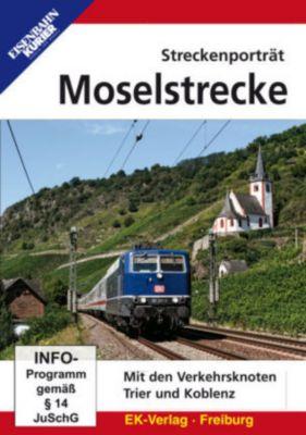 Streckenporträt Moselstrecke, DVD