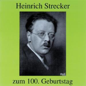 Strecker Zum 100.geburtstag, Tauber, Hörbiger, Imhoff