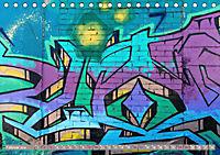 Street Art - Christchurch, Neuseeland (Tischkalender 2019 DIN A5 quer) - Produktdetailbild 2