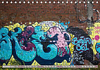 Street Art - Christchurch, Neuseeland (Tischkalender 2019 DIN A5 quer) - Produktdetailbild 11
