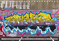 Street Art - Christchurch, Neuseeland (Tischkalender 2019 DIN A5 quer) - Produktdetailbild 3