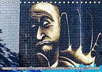 Street Art - Christchurch, Neuseeland (Tischkalender 2019 DIN A5 quer) - Produktdetailbild 1