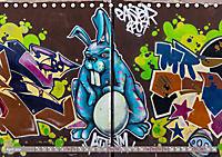 Street Art - Christchurch, Neuseeland (Tischkalender 2019 DIN A5 quer) - Produktdetailbild 4