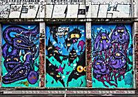 Street Art - Christchurch, Neuseeland (Tischkalender 2019 DIN A5 quer) - Produktdetailbild 7