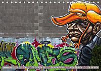 Street Art - Christchurch, Neuseeland (Tischkalender 2019 DIN A5 quer) - Produktdetailbild 10