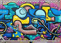 Street Art - Christchurch, Neuseeland (Tischkalender 2019 DIN A5 quer) - Produktdetailbild 5