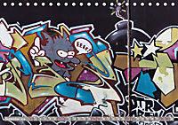 Street Art - Christchurch, Neuseeland (Tischkalender 2019 DIN A5 quer) - Produktdetailbild 9