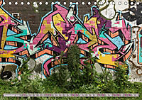 Street Art - Christchurch, Neuseeland (Tischkalender 2019 DIN A5 quer) - Produktdetailbild 12