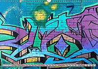 Street Art - Christchurch, Neuseeland (Wandkalender 2019 DIN A3 quer) - Produktdetailbild 2