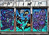 Street Art - Christchurch, Neuseeland (Wandkalender 2019 DIN A3 quer) - Produktdetailbild 7