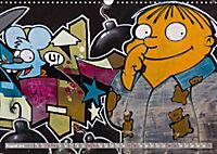 Street Art - Christchurch, Neuseeland (Wandkalender 2019 DIN A3 quer) - Produktdetailbild 8