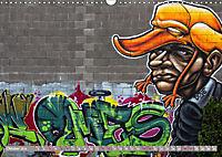 Street Art - Christchurch, Neuseeland (Wandkalender 2019 DIN A3 quer) - Produktdetailbild 10