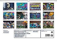 Street Art - Christchurch, Neuseeland (Wandkalender 2019 DIN A3 quer) - Produktdetailbild 13