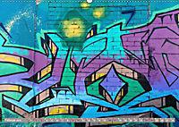 Street Art - Christchurch, Neuseeland (Wandkalender 2019 DIN A2 quer) - Produktdetailbild 2