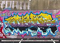 Street Art - Christchurch, Neuseeland (Wandkalender 2019 DIN A2 quer) - Produktdetailbild 3