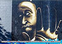 Street Art - Christchurch, Neuseeland (Wandkalender 2019 DIN A2 quer) - Produktdetailbild 1