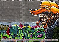 Street Art - Christchurch, Neuseeland (Wandkalender 2019 DIN A2 quer) - Produktdetailbild 10