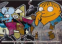 Street Art - Christchurch, Neuseeland (Wandkalender 2019 DIN A2 quer) - Produktdetailbild 8