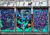 Street Art - Christchurch, Neuseeland (Wandkalender 2019 DIN A2 quer) - Produktdetailbild 7