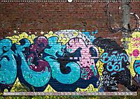Street Art - Christchurch, Neuseeland (Wandkalender 2019 DIN A2 quer) - Produktdetailbild 11