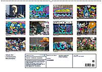 Street Art - Christchurch, Neuseeland (Wandkalender 2019 DIN A2 quer) - Produktdetailbild 13