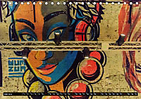 Street art London Michael Jaster (Tischkalender 2019 DIN A5 quer) - Produktdetailbild 7