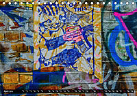 Street art London Michael Jaster (Tischkalender 2019 DIN A5 quer) - Produktdetailbild 4