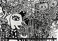 Street art London Michael Jaster (Wandkalender 2019 DIN A3 quer) - Produktdetailbild 2