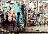 Street art London Michael Jaster (Wandkalender 2019 DIN A3 quer) - Produktdetailbild 9