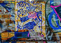 Street art London Michael Jaster (Wandkalender 2019 DIN A3 quer) - Produktdetailbild 4