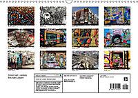 Street art London Michael Jaster (Wandkalender 2019 DIN A3 quer) - Produktdetailbild 13