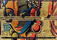 Street art London Michael Jaster (Wandkalender 2019 DIN A2 quer) - Produktdetailbild 7