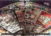 Street art London Michael Jaster (Wandkalender 2019 DIN A2 quer) - Produktdetailbild 5
