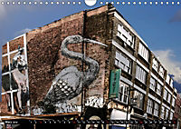 Street art London Michael Jaster (Wandkalender 2019 DIN A4 quer) - Produktdetailbild 3