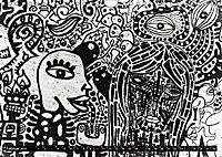 Street art London Michael Jaster (Wandkalender 2019 DIN A4 quer) - Produktdetailbild 2