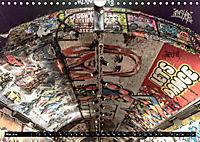 Street art London Michael Jaster (Wandkalender 2019 DIN A4 quer) - Produktdetailbild 5
